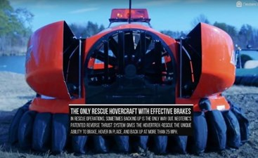 2020 Neoteric Hovercraft Rescue 3626 1 2