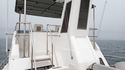 Nordhavn 47 Seabird JMYS Trawler Listing -29