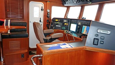 Nordhavn 47 Seabird JMYS Trawler Listing -51
