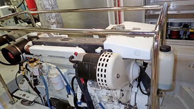 Nordhavn 47 Seabird JMYS Trawler Listing -83