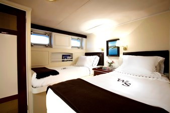 Port Guest Twin Cabin