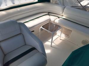 Enclosed Bridge Seating