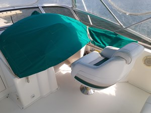 Bridge Helm Seat and Covers
