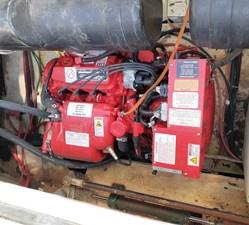 Westerbeke 6.5kw Generator