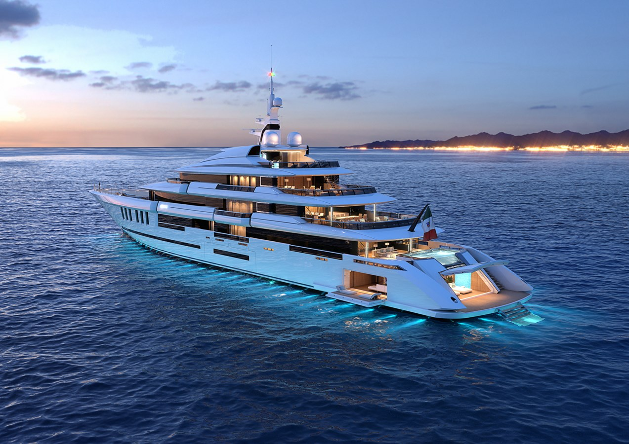 CONTINENTAL 80 yacht for sale