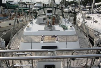 Aft deck from dock