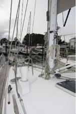 Mast base and dorade