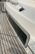 Side deck and windows