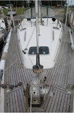 Deck from bow