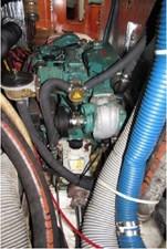 Engine aft