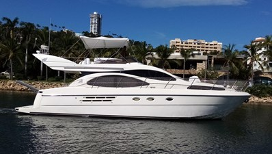 2000 AZIMUT 46 FLY @ ACAPULCO 1 2000 AZIMUT 46 FLY @ ACAPULCO 2000 AZIMUT YACHTS 46 FLY Motor Yacht Yacht MLS #267334 1