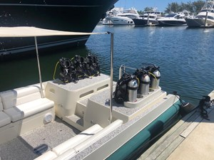 ILIAD  2 ILIAD  2002 MCMULLEN & WING Custom Dive Tender  Boats Yacht MLS #267396 2