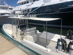 ILIAD  1 ILIAD  2002 MCMULLEN & WING Custom Dive Tender  Boats Yacht MLS #267396 1