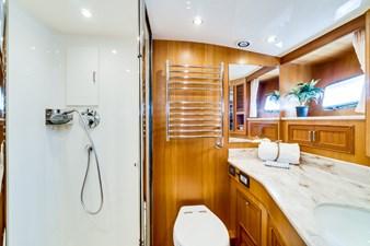 Master Stateroom  Shower