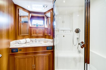 Guest Stateroom Head and Shower