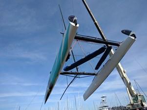 SHADOW X 5 SHADOW X 2007 MARSTROM COMPOSITE Extreme 40 Catamaran Yacht MLS #267437 5