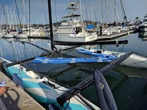 SHADOW X 6 SHADOW X 2007 MARSTROM COMPOSITE Extreme 40 Catamaran Yacht MLS #267437 6
