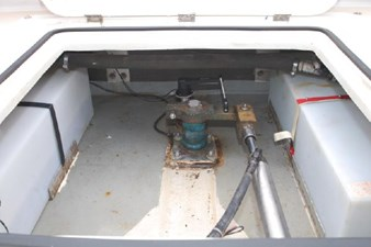Great Cockpit Bilge Access