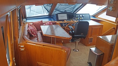 Settee and Helm