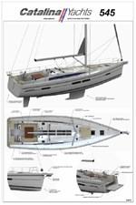 2022 Catalina 545 4 5
