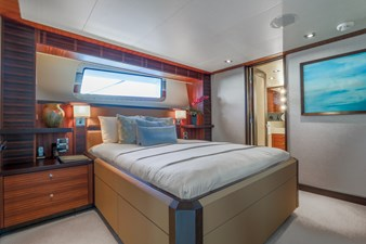 Port VIP Guest Stateroom