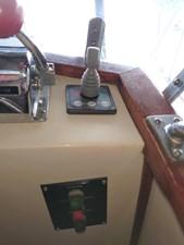Upper Helm Vetus Bpw Thruster controls