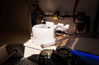 Outboard Flushing System