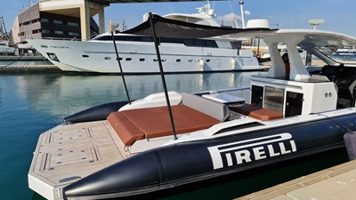 PIRELLI 42 Speedboat -  006