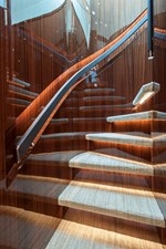 Staircase to Staterooms