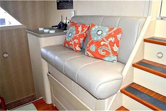 Pilothouse Helm seat
