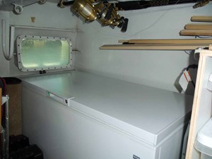 MON SHERI 62 Lazarette chest freezer