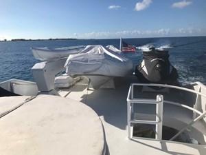 MON SHERI 75 Boat deck