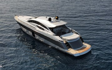 Pershing 72 for sale a Ventura Yachts Barcelona cut