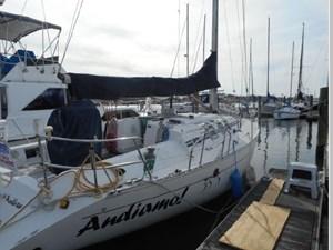 1992 Beneteau 35 First 1 2