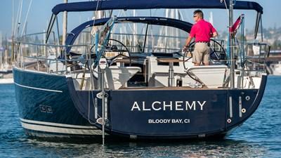 ALCHEMY 57 Stern