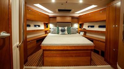 ALCHEMY 57 master cabin