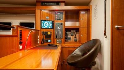 ALCHEMY 57 navigation area