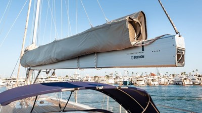 ALCHEMY 57 sails and rigging