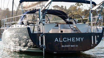 ALCHEMY 57 stern 2