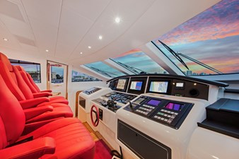 Vanish 92 Mangusta Driverstation