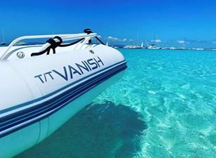 Vanish 92 Mangusta jet tender