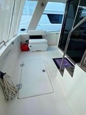 112 Cockpit to Port