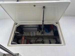 115 Cockpit Hatch Open