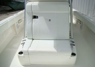 10. Forward Console Seat