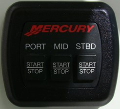 20. Mercury Push Button Start & Stop