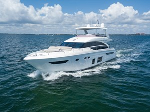 FOMO 2 FOMO 2017 PRINCESS YACHTS Motoryachts Motor Yacht Yacht MLS #267819 2