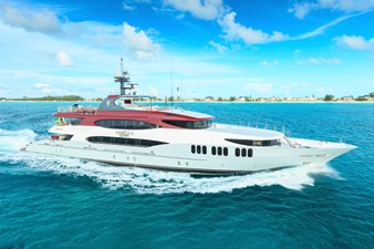 164 Trinity Tri-deck Motor Yacht - Amarula Sun