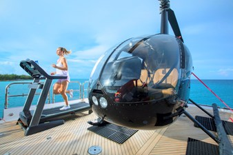 Amarula Sun 10 Helipad (Helicopter Not Included In Sale)