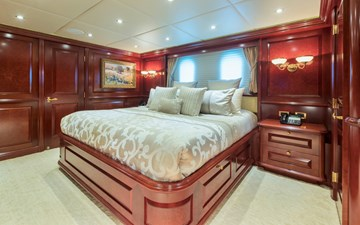 Guest Suite Aft Starboard