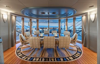 Dining Salon Looking Aft